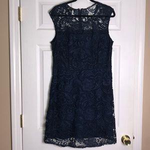 Lace cocktail dress!